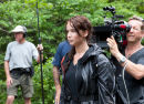 Produktionsbild zu The Hunger Games