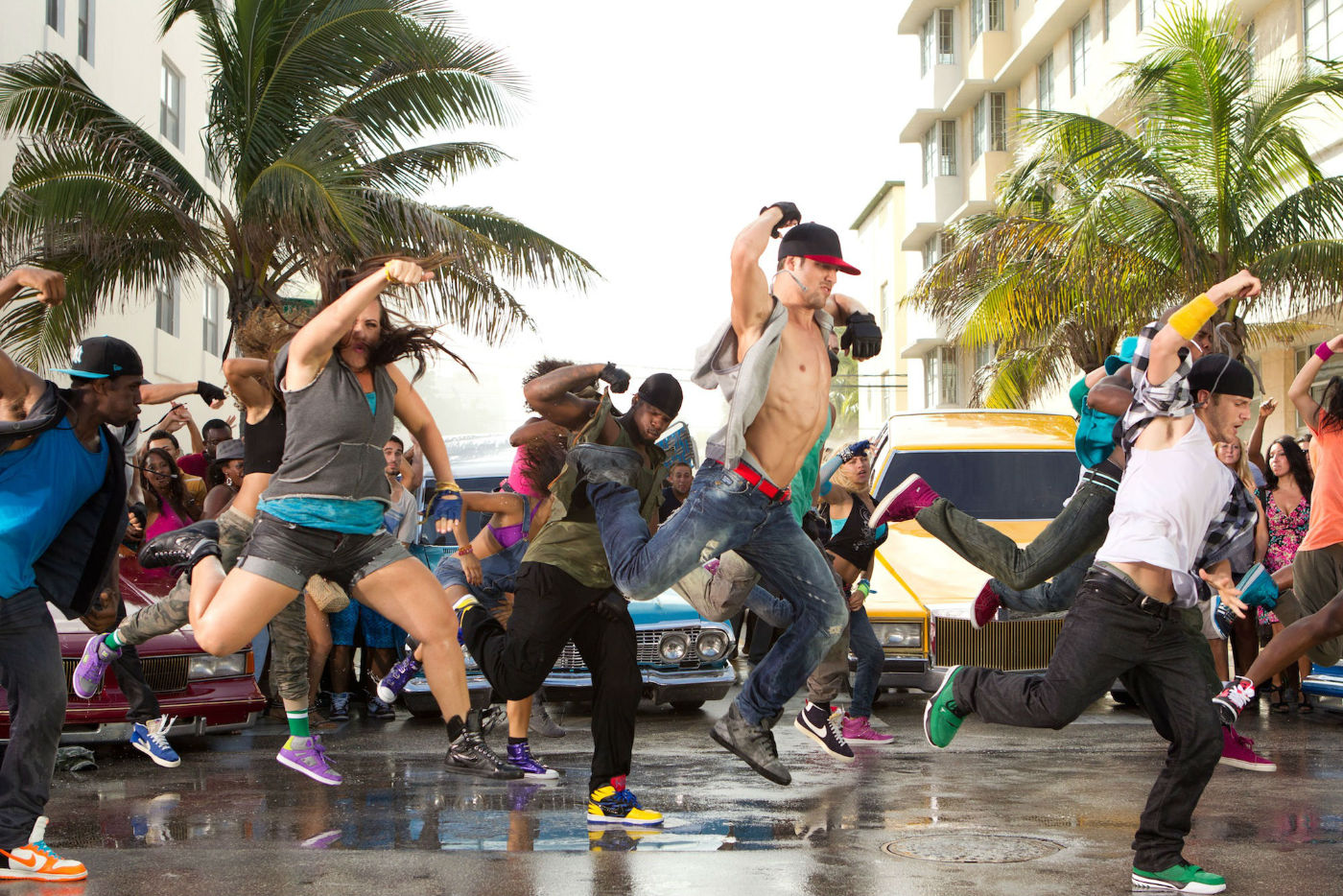 step up revolution 2012 film szenenbild. Black Bedroom Furniture Sets. Home Design Ideas