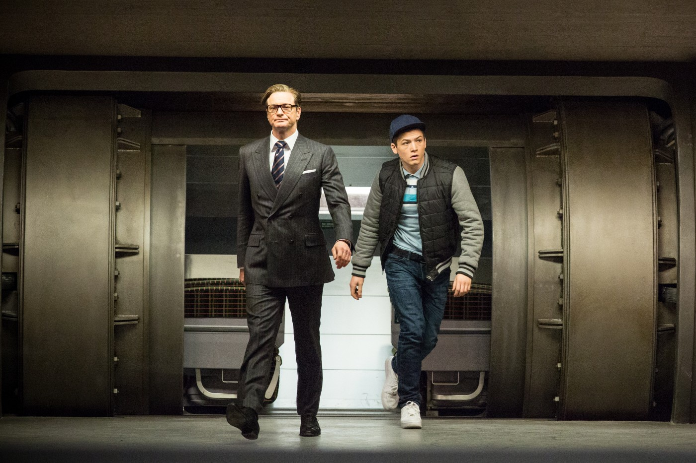 «Kingsman : The Secret Service»