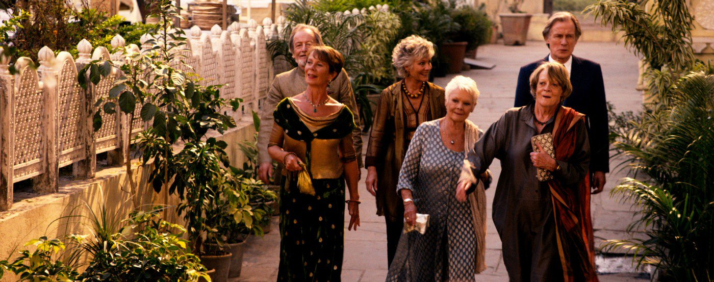 «Best Exotic Marigold Hotel 2»