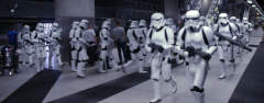 Produktionsbild zu Star Wars: Rogue One