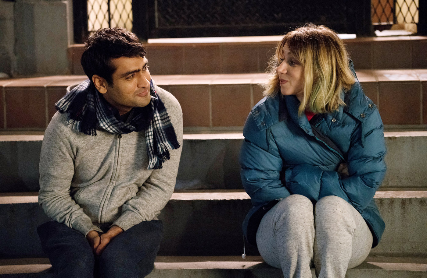 salah satu adegan di film The Big Sick
