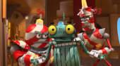 Film-Szenenbild zu Ritter Rost 2: Das Schrottkomplott