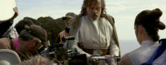 Produktionsbild zu Star Wars - The Last Jedi