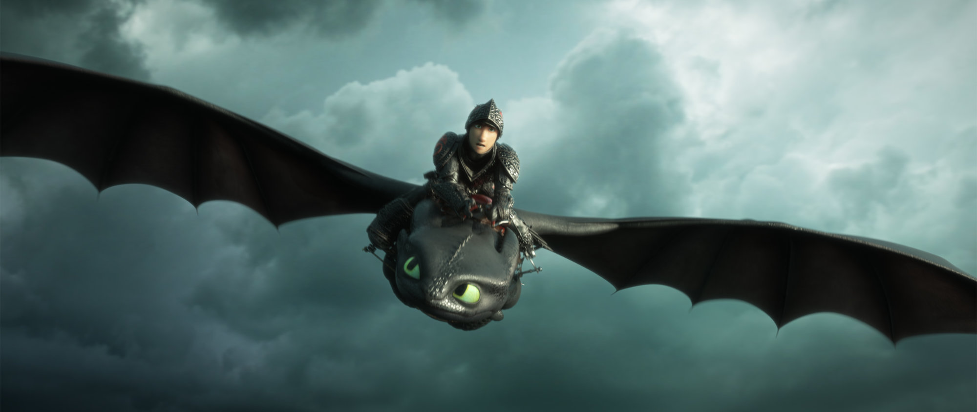 """How to Train Your Dragon: The Hidden World"""