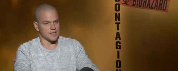 Interview: Matt Damon