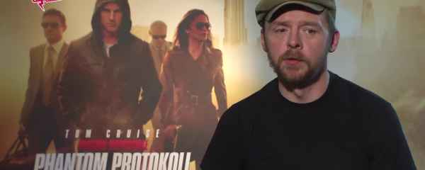 Interview: Simon Pegg