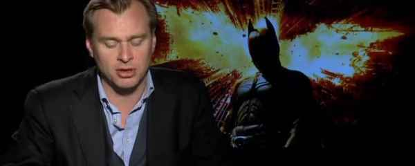 Interview: Christopher Nolan