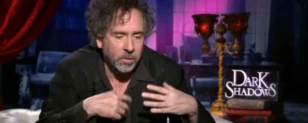 Interview: Tim Burton